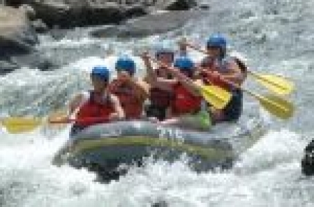 Rishikesh River Rafting Packages Deals with Site Seeing