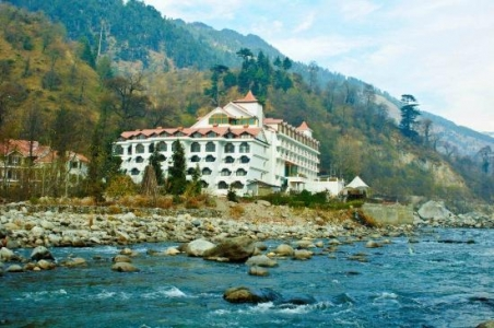 Hotel River View Manali