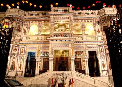 Jaipur -Mandawa - Bikaner - Jaisalmer - Jodhpur - Udaipur – Pushkar Tour Package