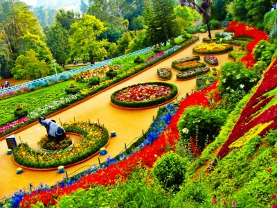 Ooty Mysore Tour from Bangalore - 7 days Holidays Covering Indian Silicon Valley - Royal Mysore Palaces  & Blue Mountains