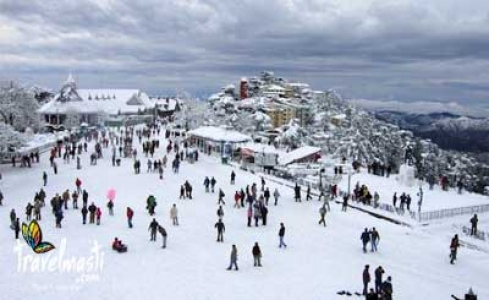 Kufri Tourism Holidays - Shimla Kufri Fagu Holiday Package