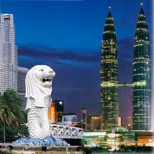 Malaysia Singapore Cruise Honeymoon Package