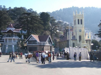 Shimla Kullu Manali Tour Package From Kolkata- Kolkata to Shimla - Kolkata to Manali