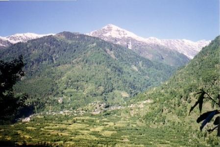 Bara Banghal to Billing Trek Tour Package
