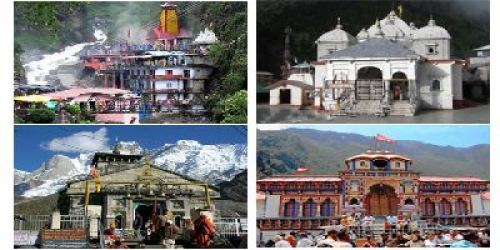 Char Dham Yatra package from Kolkata