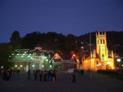 Shimla Kufri Mashobra Naldehra Holiday Tour package