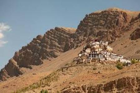 Remote Unkown Wild Spiti Valley India Holidays - Nako Tabo Dhankar Kaza Kibber