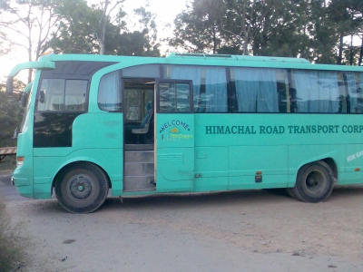 Himachal Bus Booking Online and time table