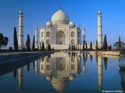 Senior Tours Travel Best Packages India - Golden Triangle Package Including Taj Mahal with Himachal
