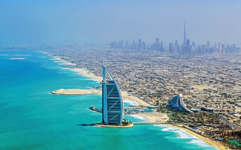 Indore to Dubai Tour Package