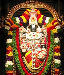 Tirupathi Puttaparthi Devotional Tour package with Kurnool Warangal Visakhapatnam