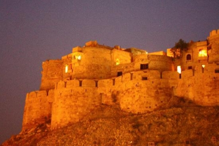 Jaisalmer local siteseeing tour