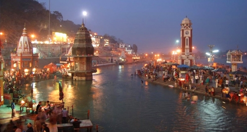 "Rishikesh Pilgrimage tour – Most sacred ""the land of God"""