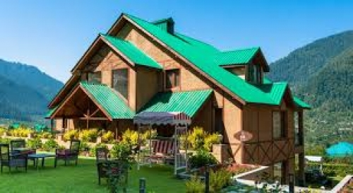 4 Star Hotel in Manali - 4 star Package for Manali
