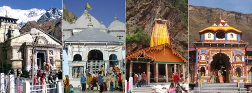 Char Dham of India
