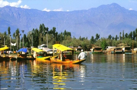 India Tourism- Gems of North-Delhi Himachal Kashmir Punjab