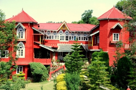 The Best Heritage Holiday in Whole World - The Judge's  Court Pragpur Himachal India