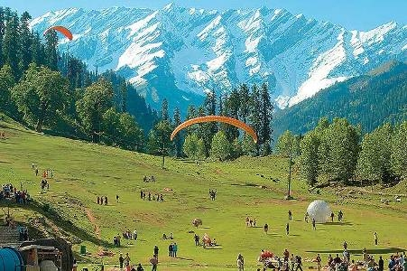 Dalhousie Honeymoon Tour with  Khajjiar and Chamba Valley