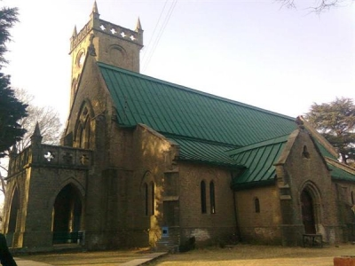 Heritage Church Tour of Himachal Pradesh India