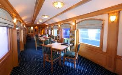 Deccan Odyssey India Train  package