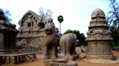 Chalukyas and Pallavs Empire India Tour package