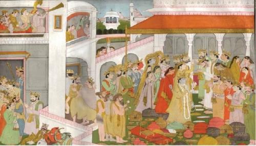 Kangra Valley Art Tour - Miniature Art - Kangra Art Museum , Kangra Fort, Masroor Rock cut Temples,Andretta art Village,Gunehar Village,Sardar Sobha singh Art Gallery,Pragpur Heritage Judge's court,Naam Art Gallary Mcleodganj