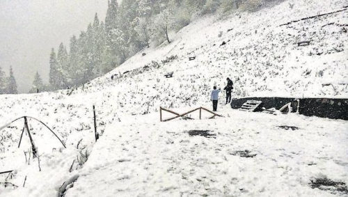 Kullu Manali High Season