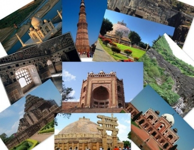 UNESCO Heritage Sites Tour Package in North India