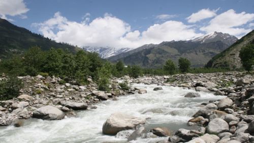 Pathankot to Tirthan Valley
