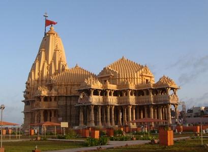 Dwarkadhish Temple - Dwarkapuri Dham with Somnath Temple - Somnath Mandir , Dwarkadhish Mandir , Amba Ji Shakti Peeth, Porbandar - Gujarat - Tirth Yatra