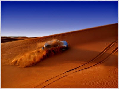 Dubai Desert Safari (Morning Tour)