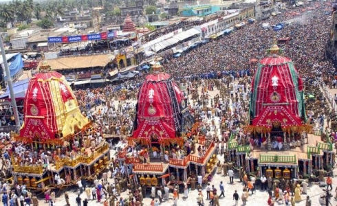 Rath Yatra  Package - Jagannath Puri Rath Yatra package with Konark Sun Temple