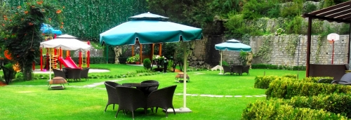 luxury Resorts in Manali