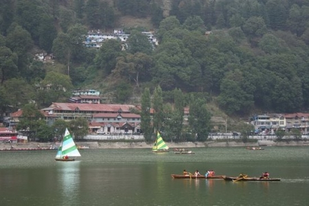 Mussoorie Nainital Uttrakhand Tour from Bhopal Indore MP