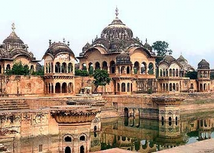 Mathura Vrindavan  Darshan Tour with Agra and Delhi