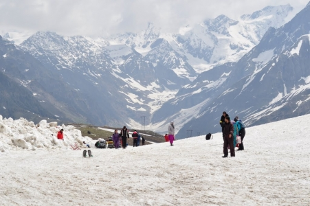 Kullu Manali tour package for couple