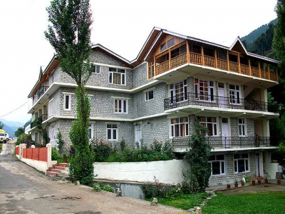 Hotel Morning Star Manali