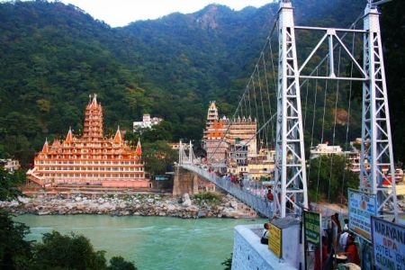 Rishikesh Holidays - Himalayan cool retreat