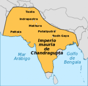 Mauryan Empire Tour India - Birth of Mighty India - 326 BCE–184 BCE - Megasthenes Tales