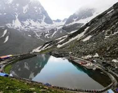 Manimahesh Yatra by Trekking from Hadsar