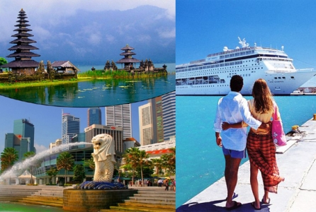 Singapore Bali Holiday Travel Tour Package