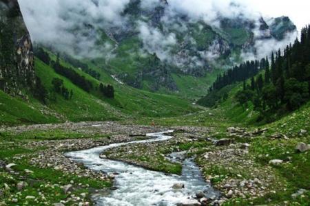Manali Trekking (hamta pass, rohtang pass)