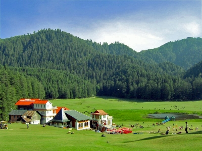 Manali Dharamshala Dalhousie Tour - Visit Switzerland of India - Majestic Rohtang Pass to Dalai Lama Home and Alpine meadows in Khajjiar