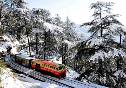 Shimla family tour package with Sight seeing - Fun Holiday at Misty Land of Himachal Pradesh