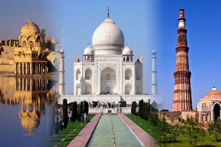India Holiday Tour Package  -  Delhi Agra Rajasthan Goa Kerala