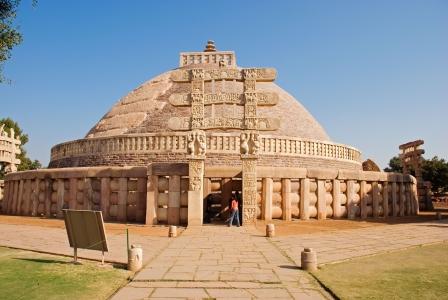 World Heritage Site Tour Madhya Pradesh India