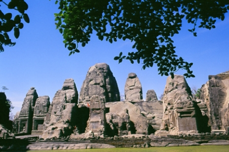 Masroor Rock Cut temple Tour  with Kangra Fort and Pong Dam Tour Package