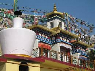 Una To Devi Darshan taxi with Mcleodganj