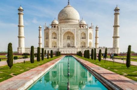 India Travel Taj Mahal Top UNESCO Heritage sites and Wild Life