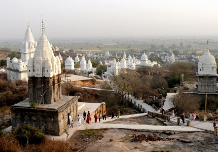 Sonagiri Jain Temple Tour with Gwalior Datia Orchha
